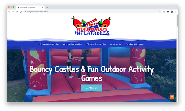 Hollywood Inflatables