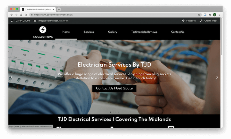TJD Electrical Services